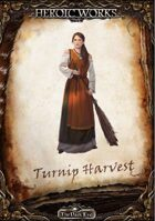 The Dark Eye - Turnip Harvest