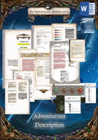 TDE5 - Template Package for Scriptorium Aventuris