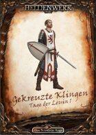 Heldenwerk #015 - Gekreuzte Klingen - Tag der Leuin 1 (PDF) als Download kaufen