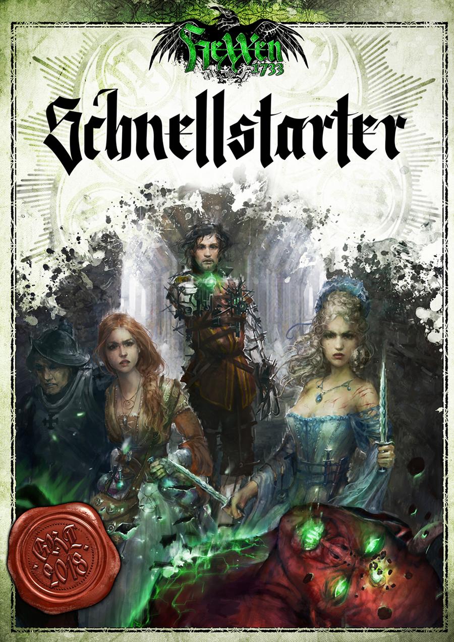 HeXXen 1733 - Schnellstarter (PDF) als Download herunterladen