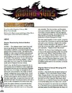 Fading Suns - Town Crier February 2018