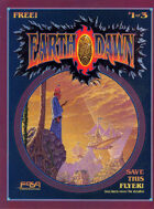 Earthdawn (1. Edition) - Promo material 1993 (PDF) als Download kaufen