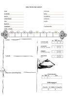 DSA5 Heldendokument Mechanikus Monochrom