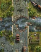 Torg Eternity - Living Land Map Pack 1