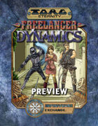 Torg Eternity: Freelancer Dynamics (Preview)