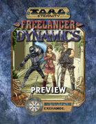 Torg Eternity: Freelancer Dynamics (Preview)