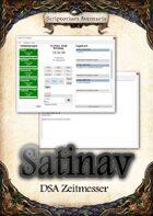 Satinav - DSA Zeitmesser