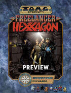 Torg Eternity: Freelancer Hexxagon (Preview)
