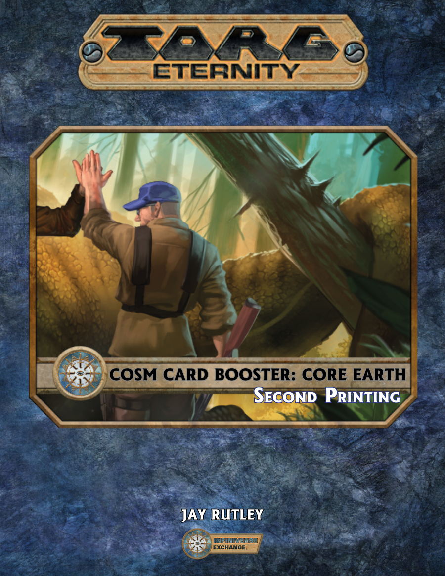 Cosm Card Booster: Core Earth