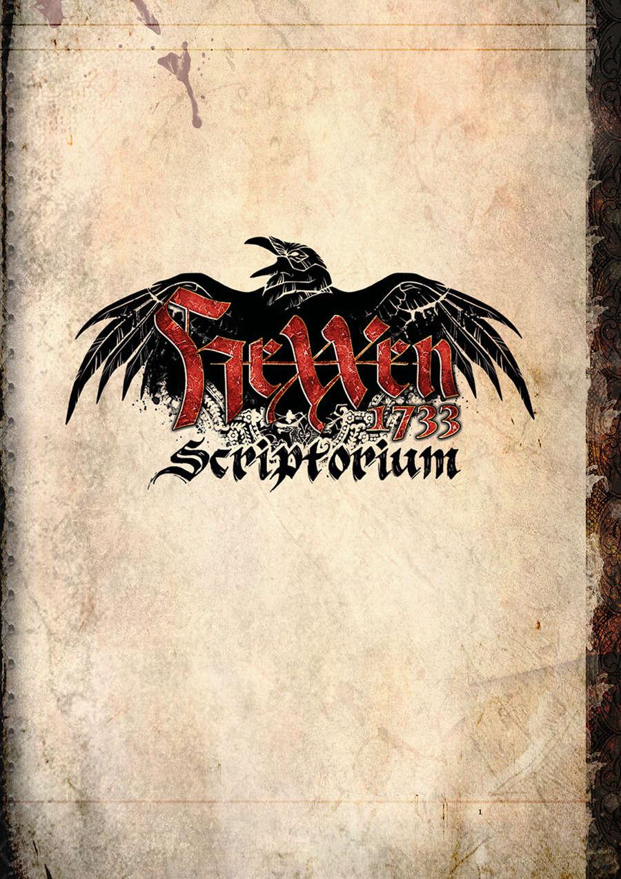HeXXen 1733 - Scriptorium Layoutvorlagen