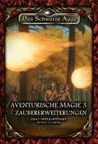 DSA5 - Spielkartenset - Aventurische Magie 3 - Zaubererweiterungen (PDF) als Download kaufen