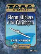 Torg Eternity: Storm Wolves S01E02: Safe Harbor