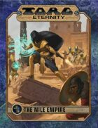 Torg Eternity - Nile Empire Sourcebook