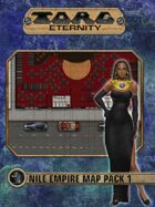 Torg Eternity - Nile Empire Map Pack 1