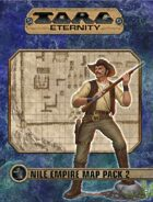 Torg Eternity - Nile Empire Map Pack 2