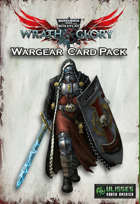 Wrath & Glory - Wargear Card Pack