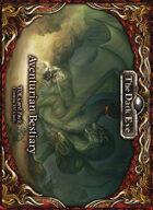 The Dark Eye - Aventuria Bestiary Cards
