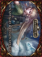 The Dark Eye - Aventuria Advantages and Disadvantages Cards