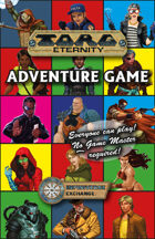Torg Adventure Game