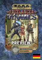Torg Eternity: Freelancer Dynamics DE (Preview)