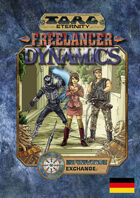 Torg Eternity: Freelancer Dynamics DE