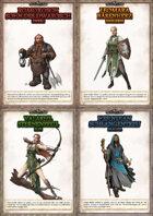 DSA5 - Das Geheimnis des Drachenritters - Charaktermappen (PDF) als Download herunterladen