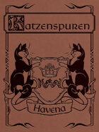 Die Schwarze Katze - Katzenspuren (Heldenbrevier) als Download kaufen