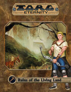 Torg Eternity - Ruins of the Living Land