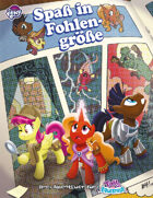 Tails of Equestria - Spass in Fohlengröße (PDF) als Download kaufen