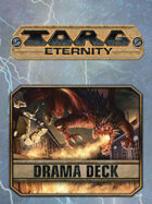 Torg Eternity - Drama Deck