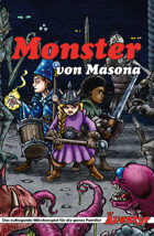 Äventyr - Monster von Masona (PDF) als Download kaufen