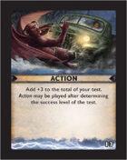 Torg Eternity - Destiny Card - Action 13
