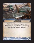 Torg Eternity - Destiny Card - Action 14