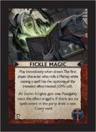 Torg Eternity - Aysle Cosm Card - Fickle Magic