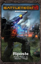 Battletech Warrior 2 - Riposte (EPUB) als Download kaufen