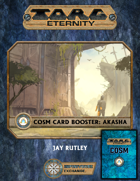 Cosm Card Booster: Akasha