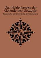 DSA5 - Die Gestade des Gottwals - Heldenbrevier (PDF) als Download kaufen