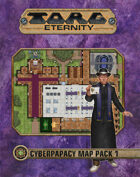 Torg Eternity - Cyberpapacy Map Pack 1