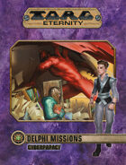 Torg Eternity - Delphi Missions: Cyberpapacy
