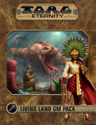 Torg Eternity - Living Land GM pack