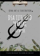 DSA - Peraine Titelbild Artwork