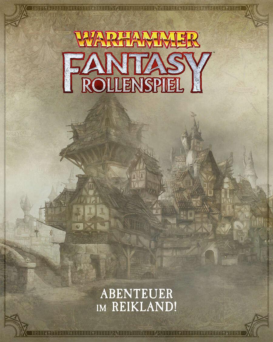 Warhammer Fantasy-Rollenspiel 4 - Abenteuer im Reikland (PDF) als Download herunterladen