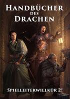 Hörbuch Handbücher des Drachen - Spielleiterwillkür 2 (MP3) als Download kaufen