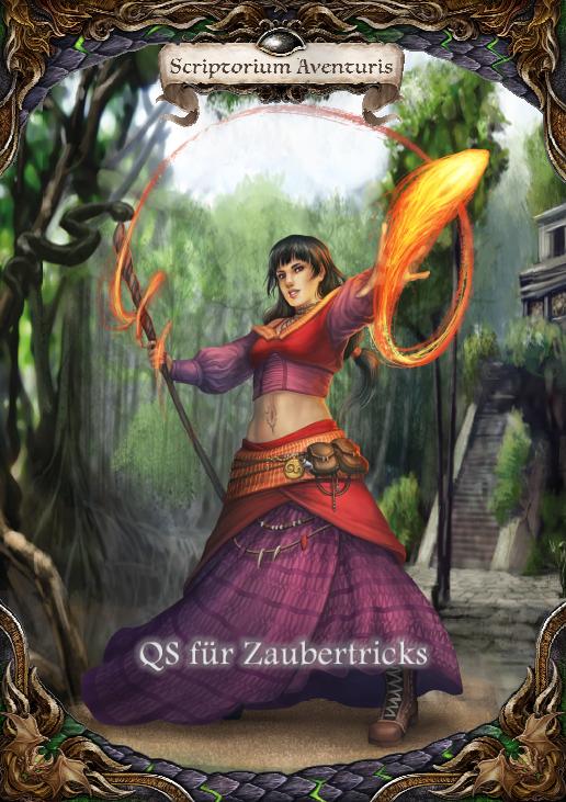 QS für Zaubertricks
