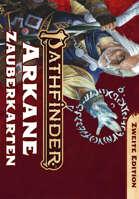 Pathfinder 2 - Arkanzauber Kartenset (PDF) als Download kaufen