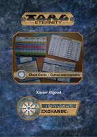 Cheat Cards / Cartes aide-mémoire