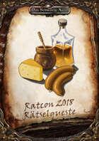 Ratcon 2018 Rätselqueste