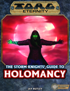 The Storm Knights' Guide to Holomancy