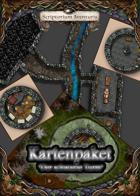 Kartenpaket - Der schwarze Turm