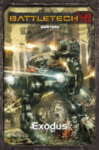 Battletech Exodus (EPUB) als Download kaufen